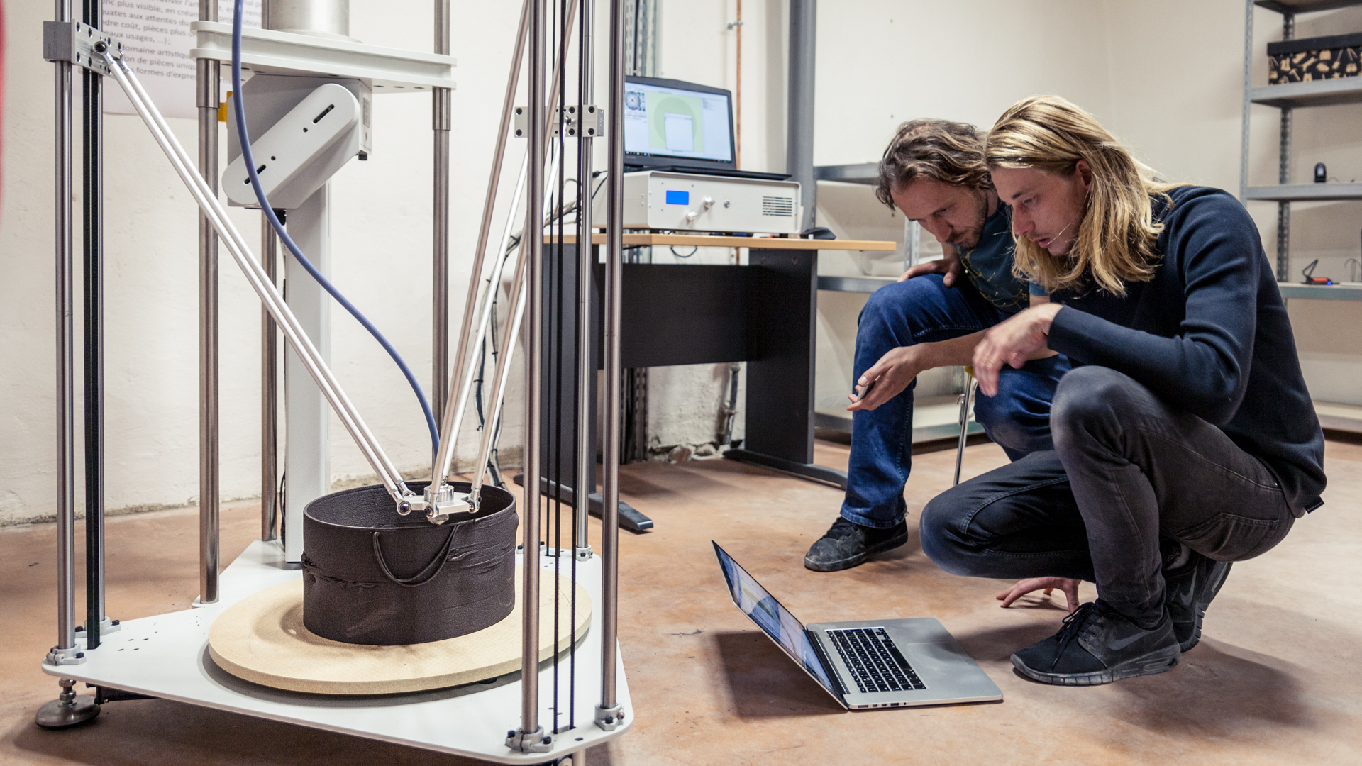 Imprimante 3D céramique 10 © David Meynard