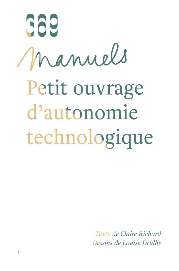 Petit ouvrage d'autonomie technologique-visual